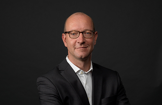 Erik Beekes, directeur