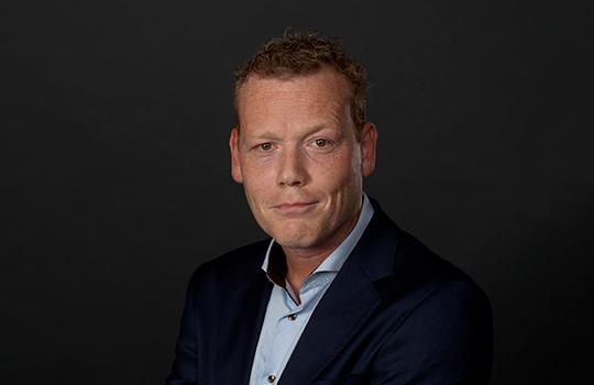 Richard de Jong, directeur